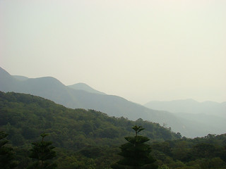 043 Uitzicht over Lantau