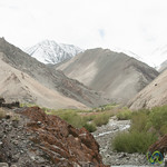 Markha Valley Trek Day 1, Walking Through Canyons - Ladakh, India