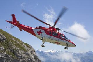 Pilatus_Agusta_A109_Flug