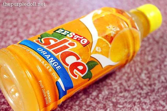 Zesto Slice Orange