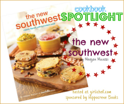 the new southwest cookbook spotlight - button