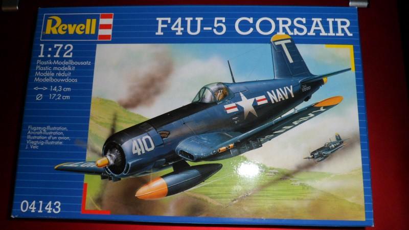 Vought F4U-5-Corsair [Revell 1/72] - Voilaaaa c'est finiiiiii (bis) !  9970295405_fdd74c3698_b