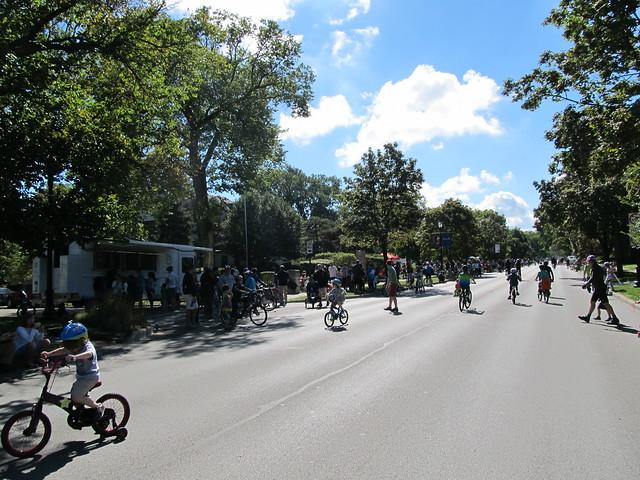 Bike the Ridge in Evanston by Jeff Zoline