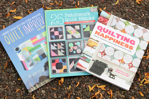 New Quilting Books by Jeni Baker