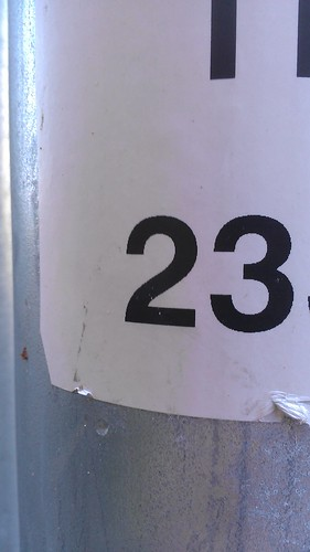 Number challenge: 23 by christopher575