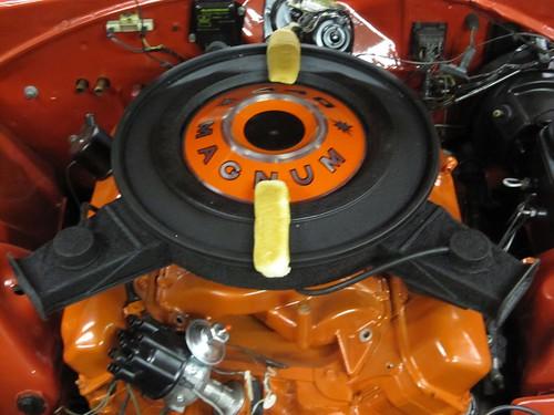 Engine buns