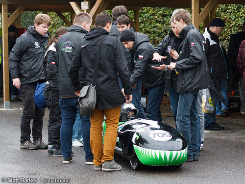 Silesian2 from Silesian University of Technology / Greenpower National Finals 2013 at Goodwood