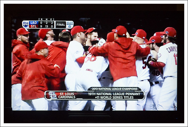 NLCS Game 6 - Cardinals Win - 1