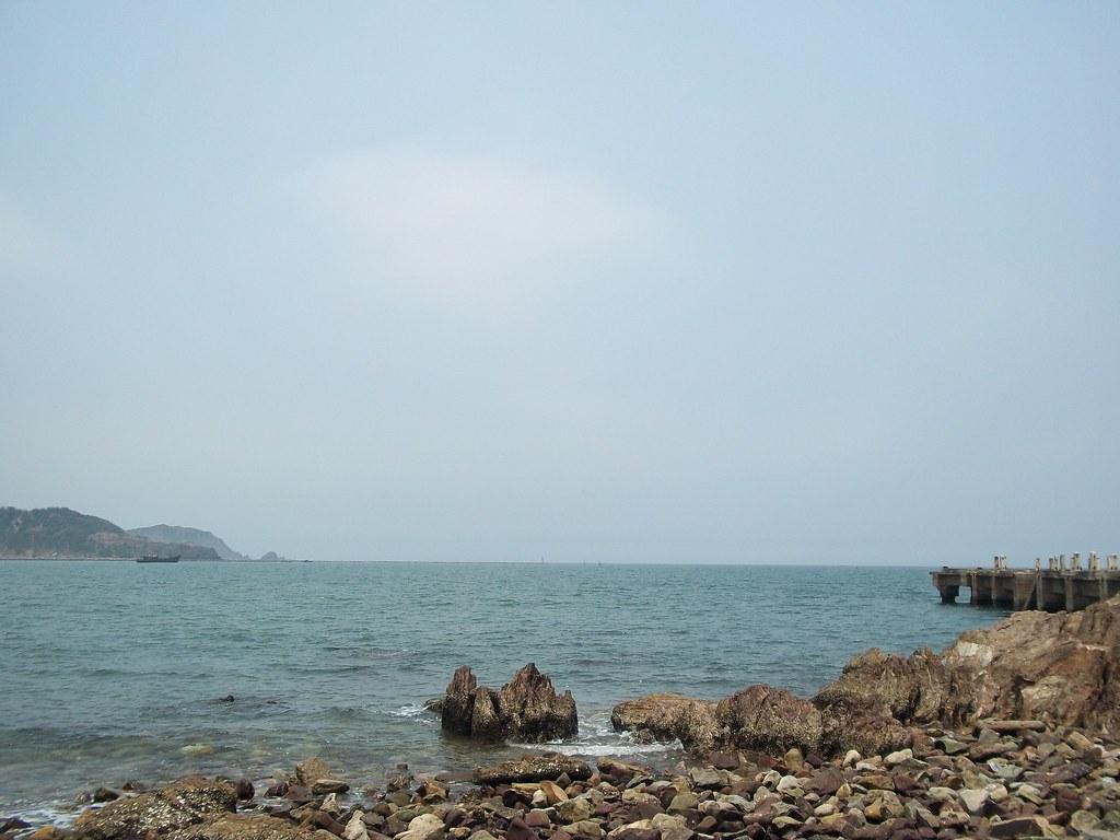 Cua Lo harbour, Vietnam