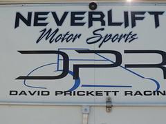 Neverlift Motrosports banner