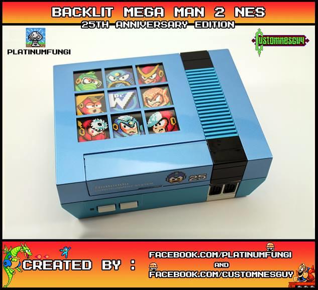 NES mod Megaman
