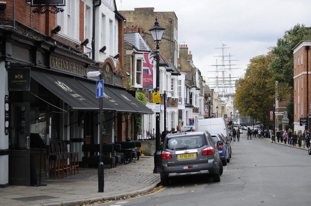 Greenwich. London