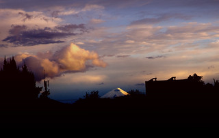Cotopaxi from Quito