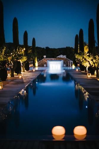 Alex & Ben, real Ibiza wedding