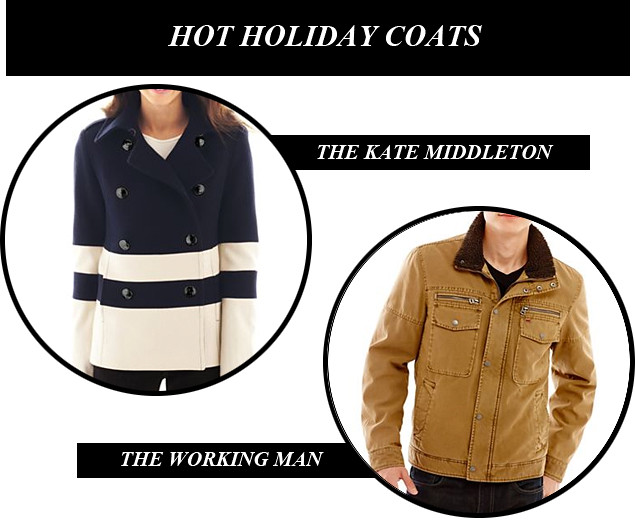 HOT HOLIDAY COATS - KaelahBee.com