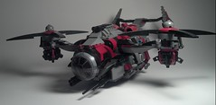 "RAM 176HD3 ""Vulture"" Heavy Dropship"