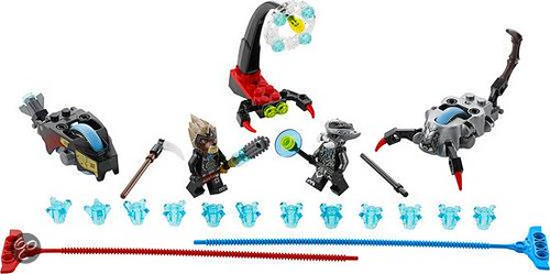 LEGO Legends of Chima Stinger Duel (70140)