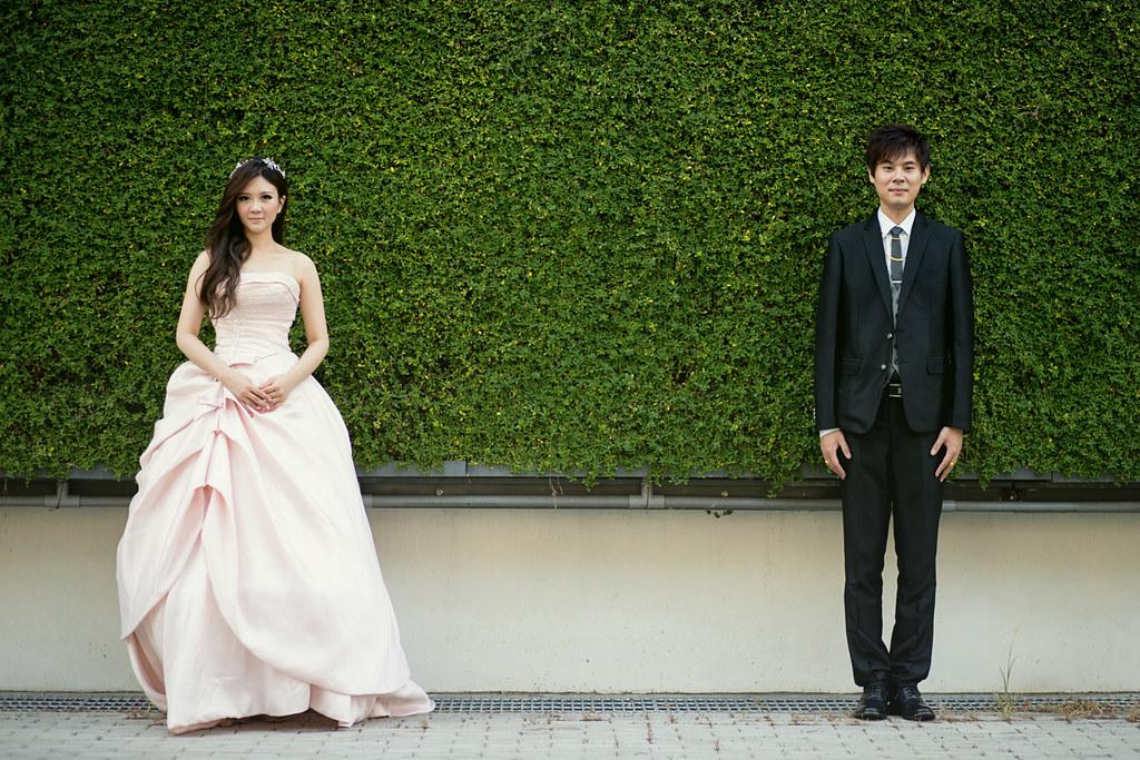 婚禮攝影 麗加園邸酒店
