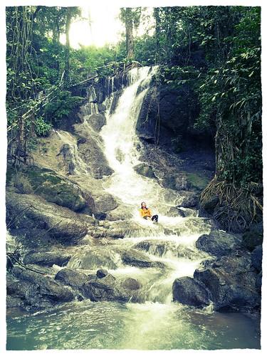 nature waterfall falls flickrandroidapp:filter=chameleon