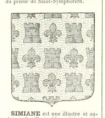 """British Library digitised image from page 702 of """"Bibliothèque historique et littéraire du Dauphiné. Publiée par H. G"""""""