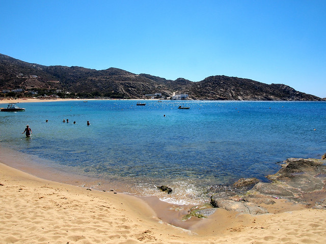 Mylopotas Beach, Ios