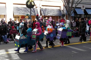 Reston Holiday Parade Photographer J Lindenhall