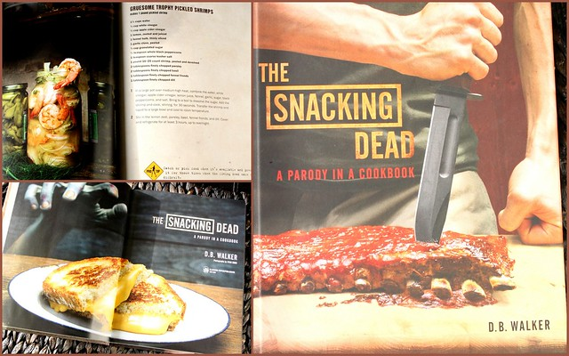 Foodie TV: Own Your Kitchen, Snacking Dead & Saving the Season