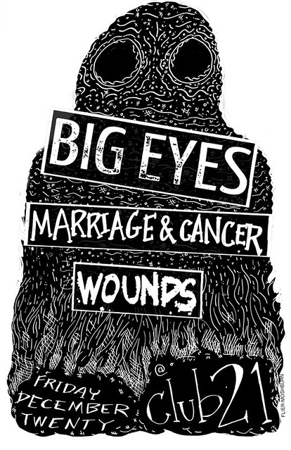 12/20/13 BigEyes/Marriage&Cancer/Wounds