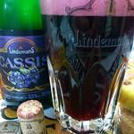 ベルギービール大好き!! リンデマンス・カシス Lindemans Cassis