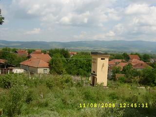 2006-08-11 Čekmin Cekmin & old elementary school