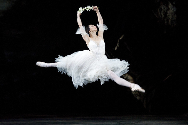 Roberta Marquez in Giselle, The Royal Ballet © ROH/Tristram Kenton, 2011