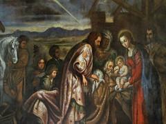 Adoracion de los Reyes * Monasterio de Ucles