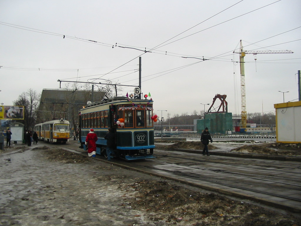 moscow tram BF 932 _20031231_126