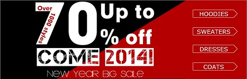 NEW YEAR BIG SALE by Dena Eden