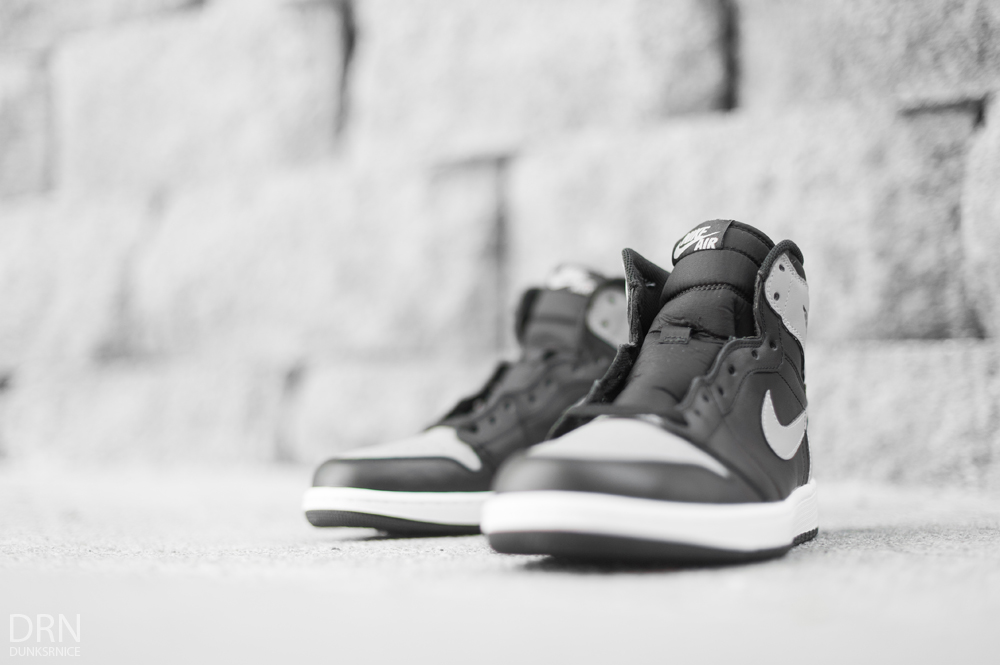 2013 Black & Grey I's.