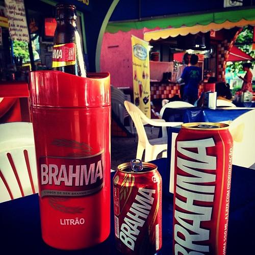 Brahma latão latinha e garrafa #brahma #beer #cerveja #serranegra