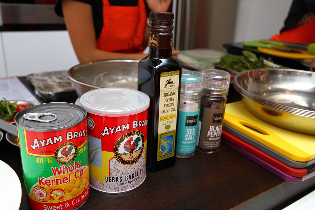 Ayam Brand Snacks: Barley Salad