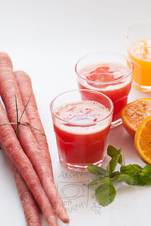 Red Carrot Juice