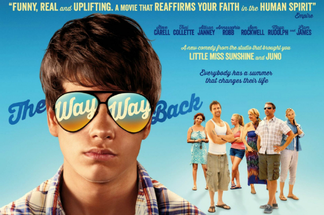 the way way back movie review