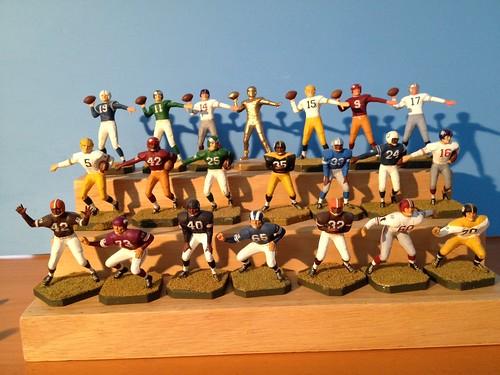 Random NFL Figures