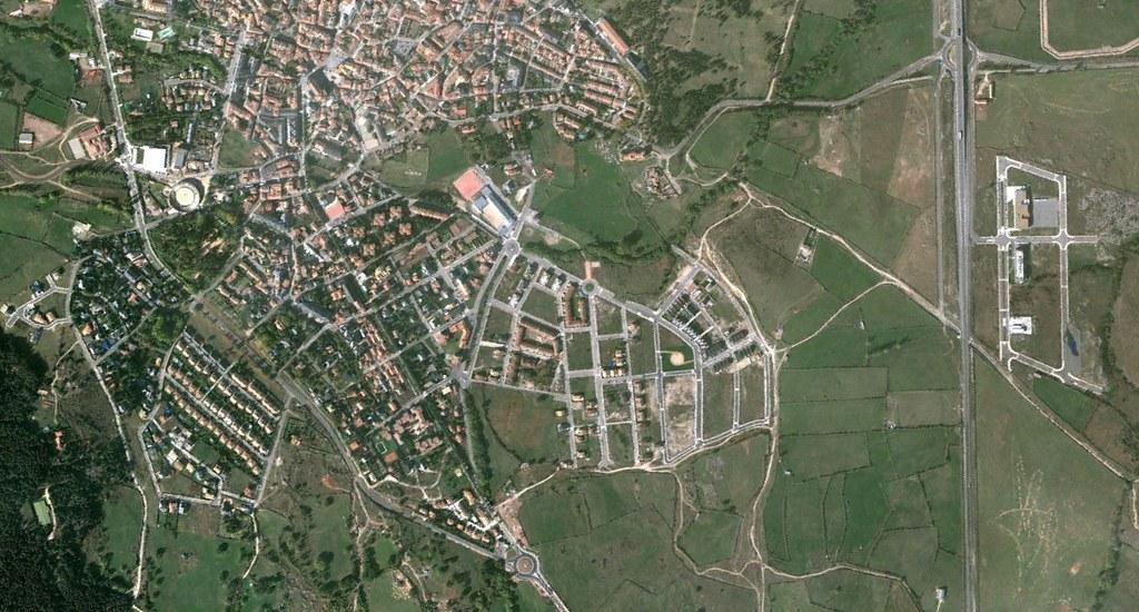 el espinar, segovia, tierra del vargas, después, urbanismo, planeamiento, urbano, desastre, urbanístico, construcción, rotondas, carretera