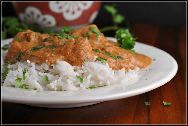 Slow Cooker Chicken Tikka Masala 4