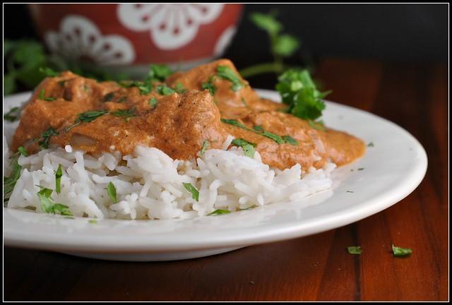 Slow Cooker Chicken Tikka Masala 4