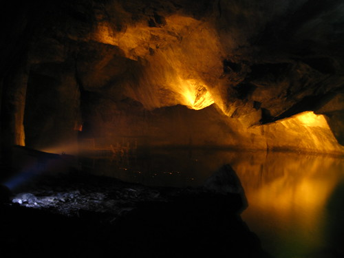 Underground basin