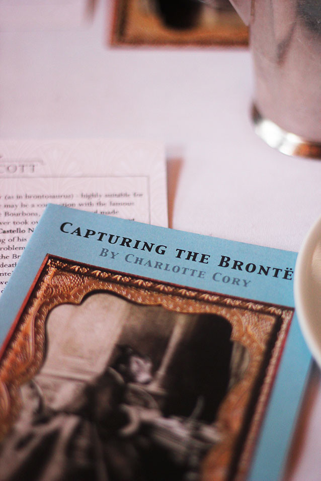 Tea with the Brontes Afternoon Tea