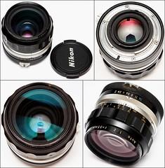 Nikon Pre-Ai Nikkor-O.C 35mm 1:2
