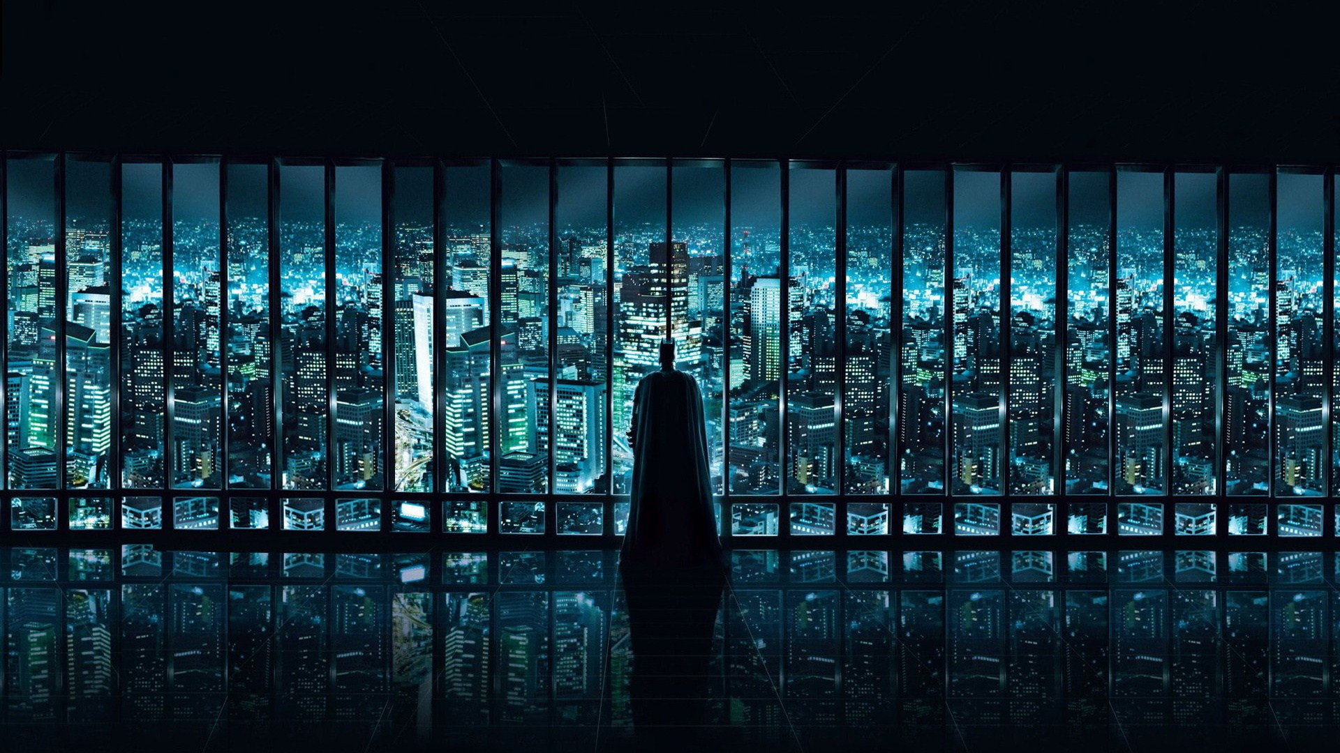Batman - The Dark Knight Returns - Top 10 HD Batman Movie Desktop Wallpapers