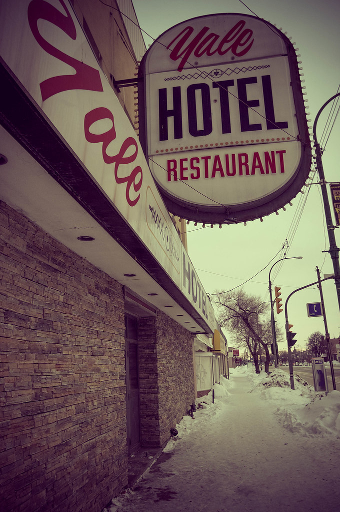 Yale Hotel Restaurant