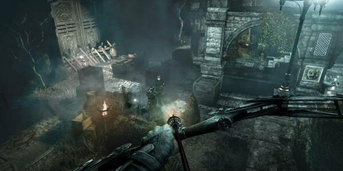 Pre-order Thief and get Bonus DLC, Android Companion App & Digital Soundtrack