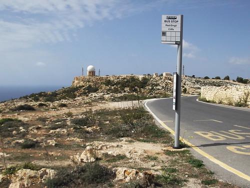 Bus Stop (Dingli Cliffs)